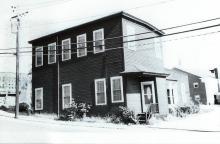8 Pearson St. 1977 - building survey