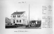9 Fletcher St - circa 1932