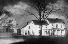 George Rennie farm abt. 1920