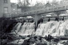 Ballardvale Dam 1967
