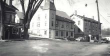 Ballardvale Congregational Church & Ballardvale Community Center 1940's