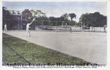 Balmoral Tennis Courts 1923