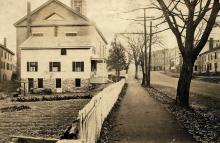 Circa 1920 Jenkins - Yancy house