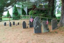Woodbridge - Jenkins Cemetery Sept. 13, 2014