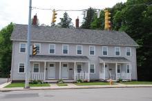 222 - 226 North Main St.  July 2014