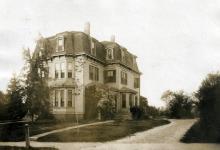 Spaulding House 1900