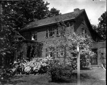 Wm. C. Donald House circa 1900