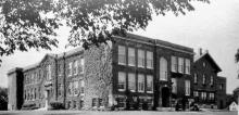 Punchard High School prior to 1934