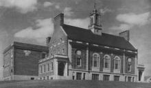 Shawsheen School 1927 Ripley & LeBoutillier