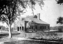 Indian Ridge School c. 1900
