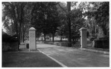 Spring Grove Cemetery entrance Circa 1937